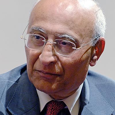 Professeur Iradj Gandjbakhch